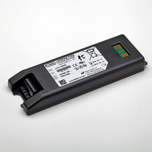 Lifepak CR2 Replacement Battery Kit