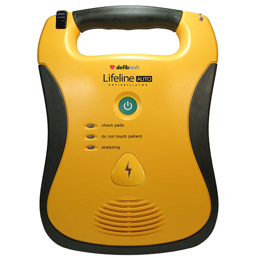 Lifeline AUTO Fully Automatic - 7 Year Battery Pack Option