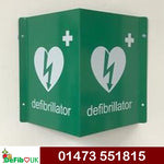 DeFib UK Inside 'Start a Heart' Kit - HeartSine 350P