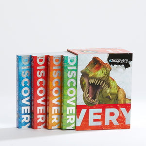Discover the Mega World Boxed Set