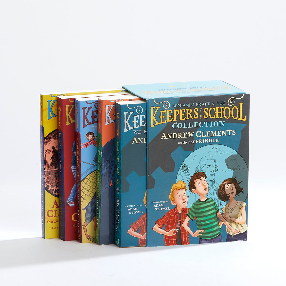 Keepers of the School Boxed Set