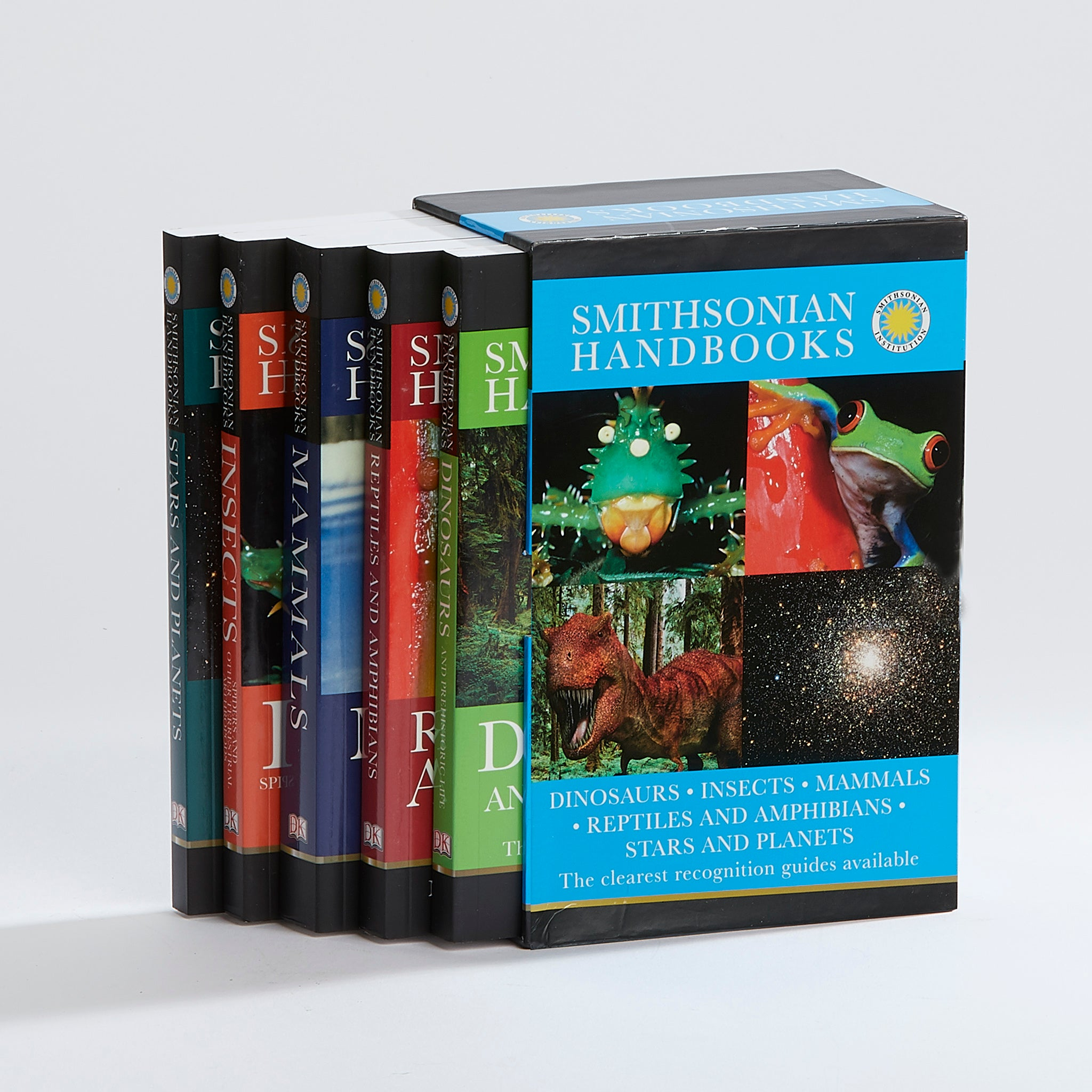 Smithsonian Handbook set