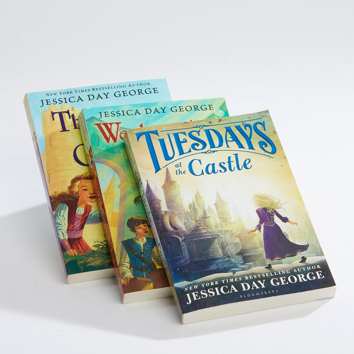 Tuesdays at the Castle: Set includes Tuesdays, Wednesdays and Thursdays