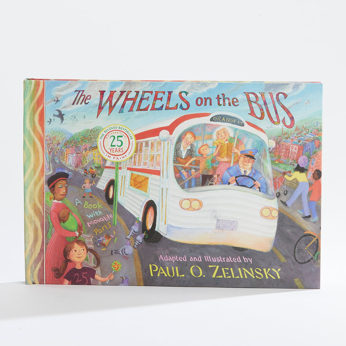 Wheels on the Bus Pop Up