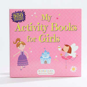 My Activity Book for Girls