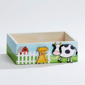 Moo Cow Keepsake Box