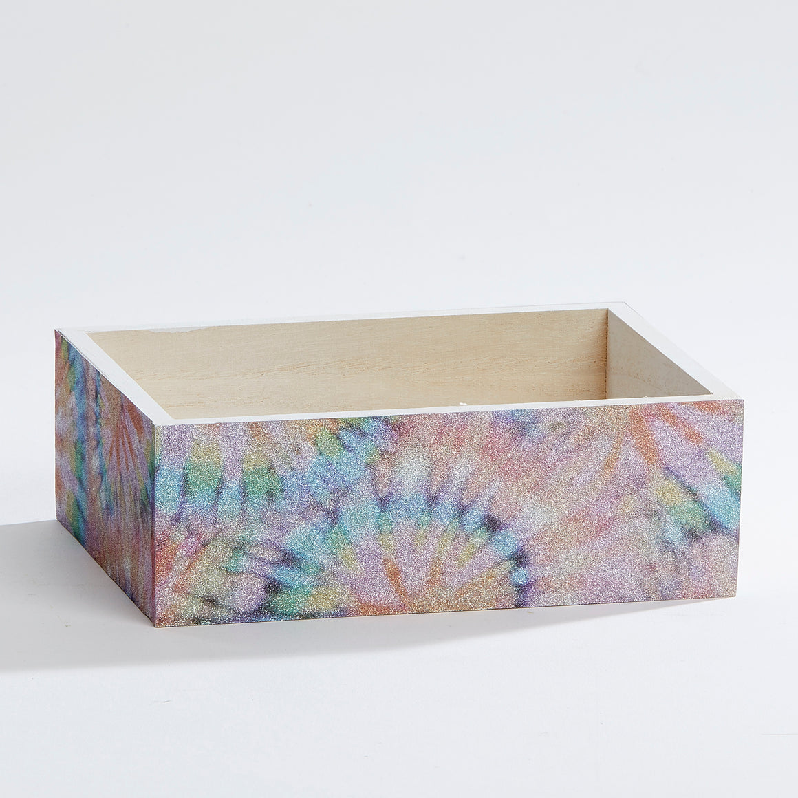 Tie Dyed Keepsake Box
