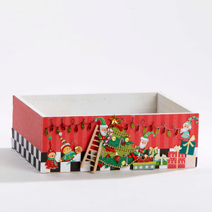 Ready for Christmas Keepsake Box
