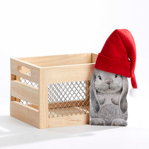 Bunny Crate Gift Box