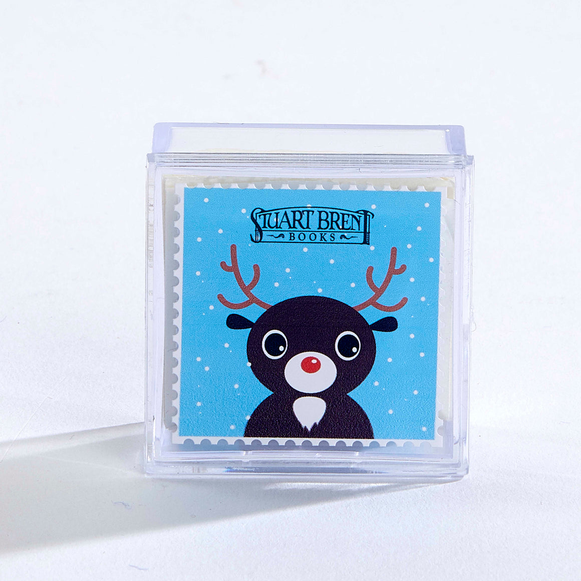 Little Reindeer Stamps