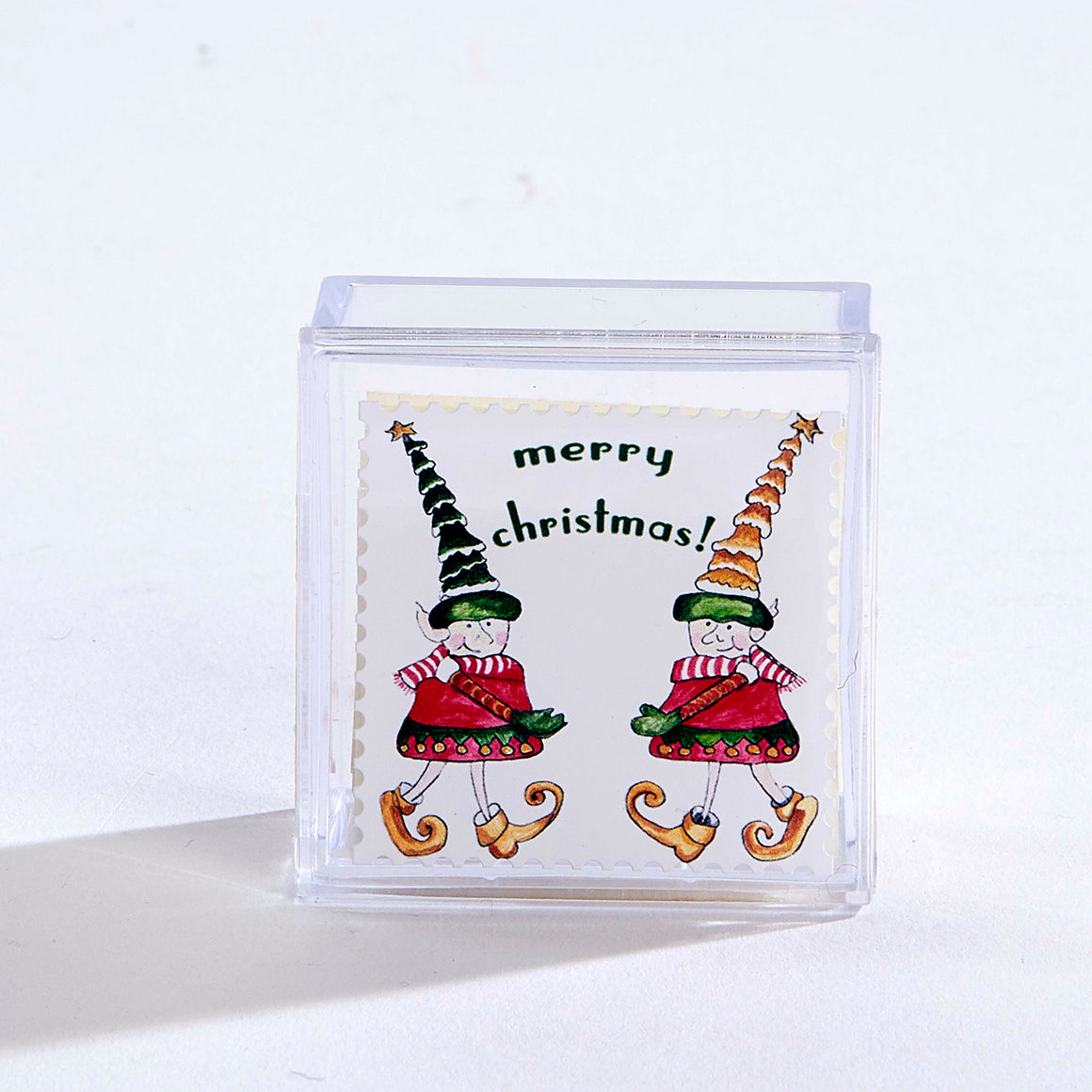 Christmas Elves Stamps