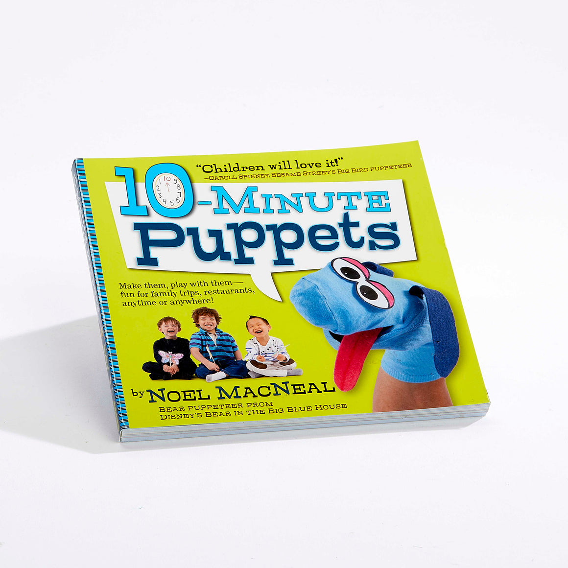 10 Minute Puppets