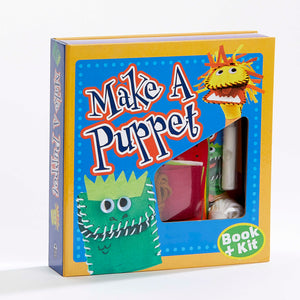 Make a Puppet Book & Kit