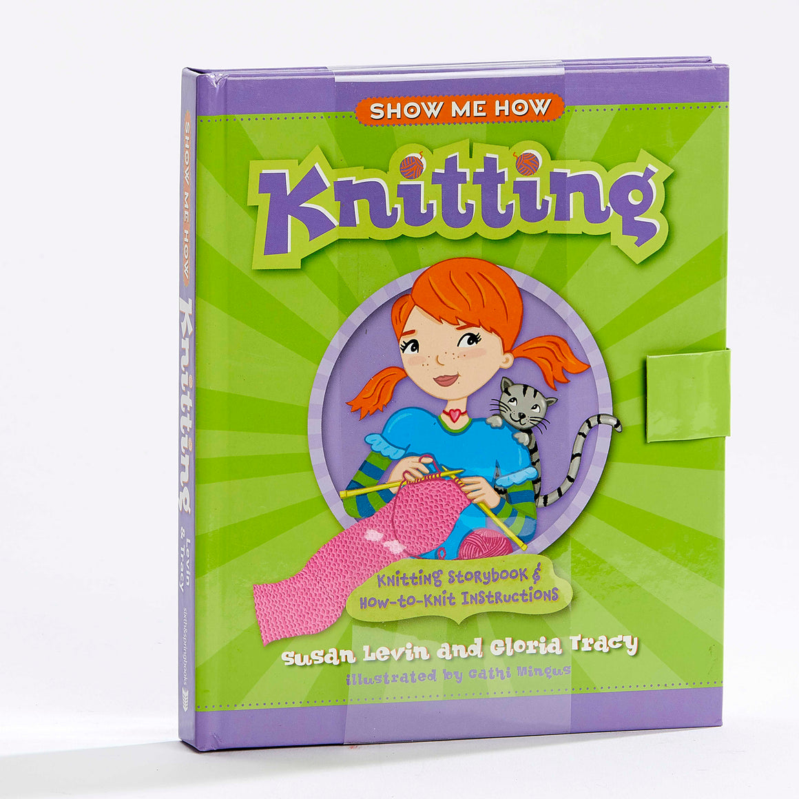 Show Me How: Knitting