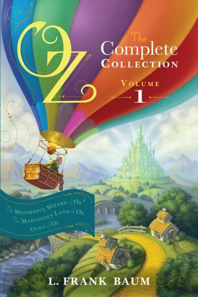 Oz: Complete Collection Vol 1