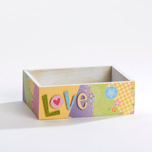 All We Need is Love Keepsake Box