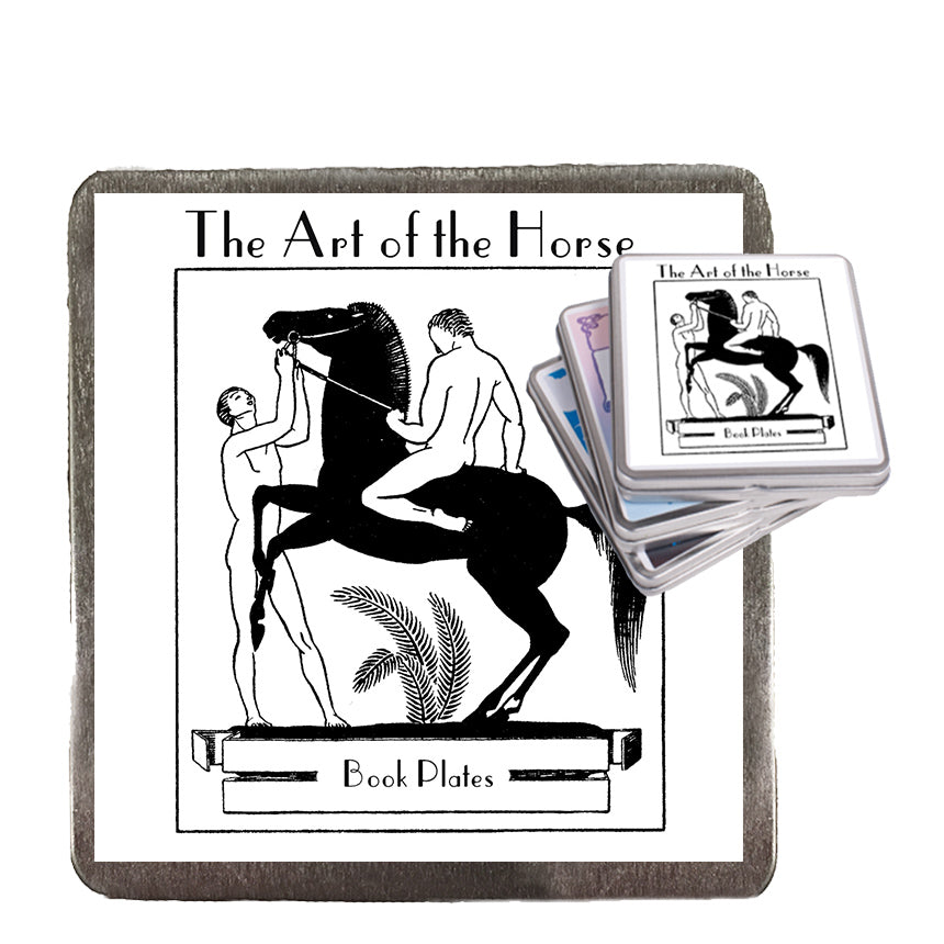 Art of the Horse Book Plates