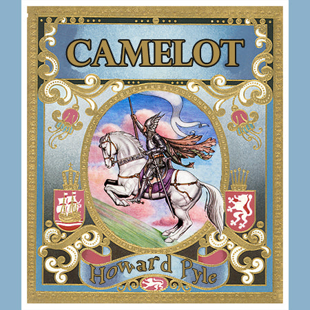 Camelot Decorative Stamps