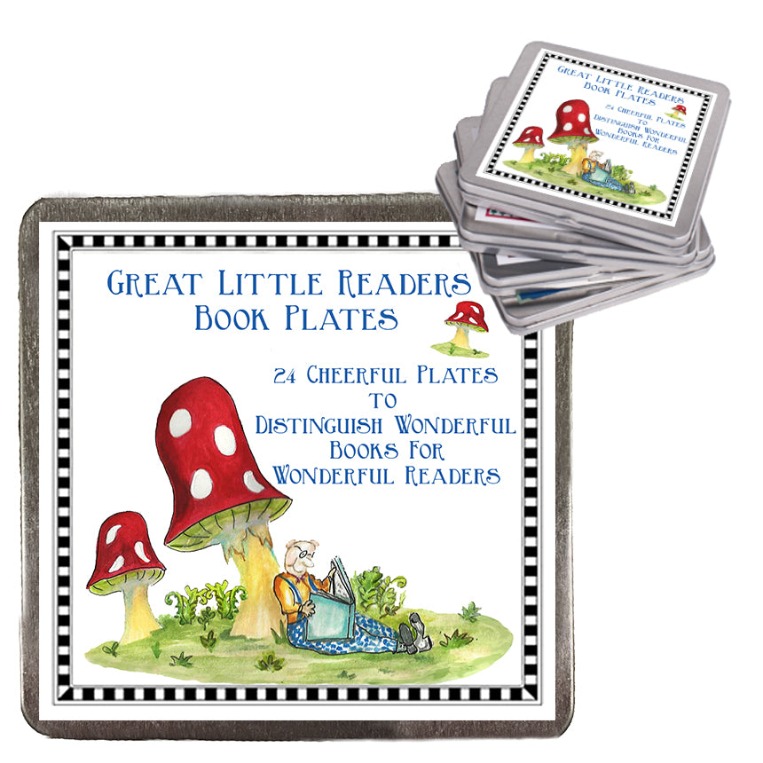Great Little Readers Book Plates