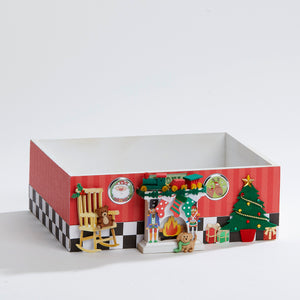 Home for Christmas Keepsake Box