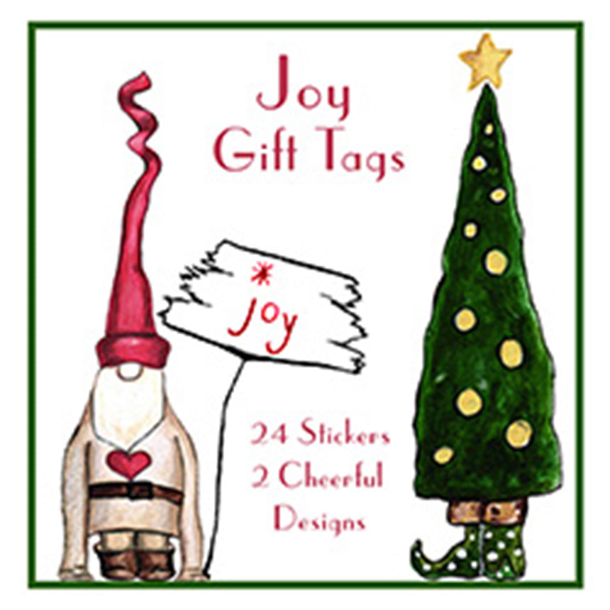 Christmas Joy Gift Tags