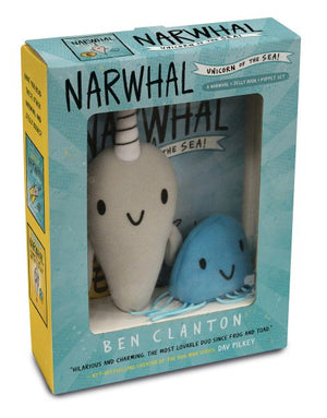 Narwhal and Jelly 1: Unicorn of the Sea