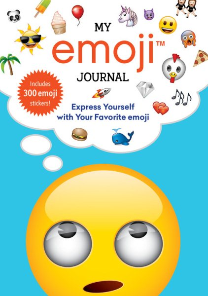 My Emoji Journal: Express Yourself with Your Favorite Emoji