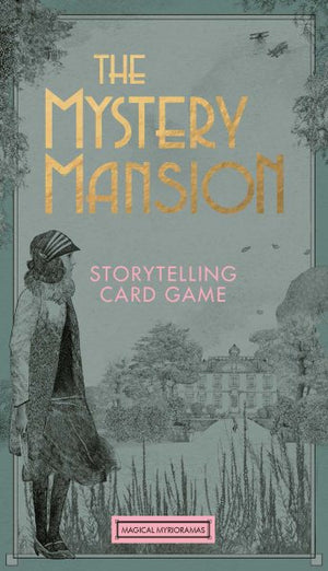 The Mastery Mansion: Storytelling Game