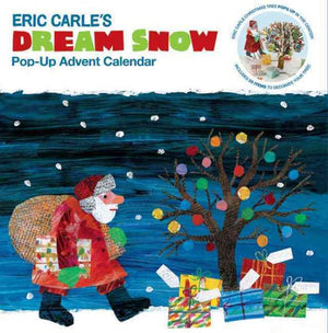 Eric Carle Dream Snow Pop-Up Advent Calendar