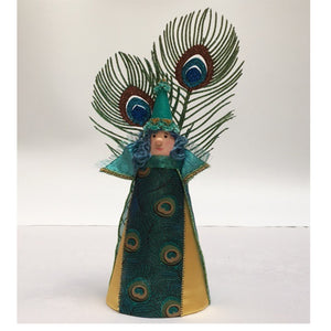 The Peacock Queen