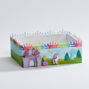 The Princess and the Unicorn Keepsake Box