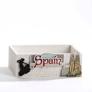 Spain Keepsake Box
