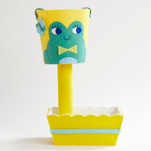 Froggy Pail Tiered Box