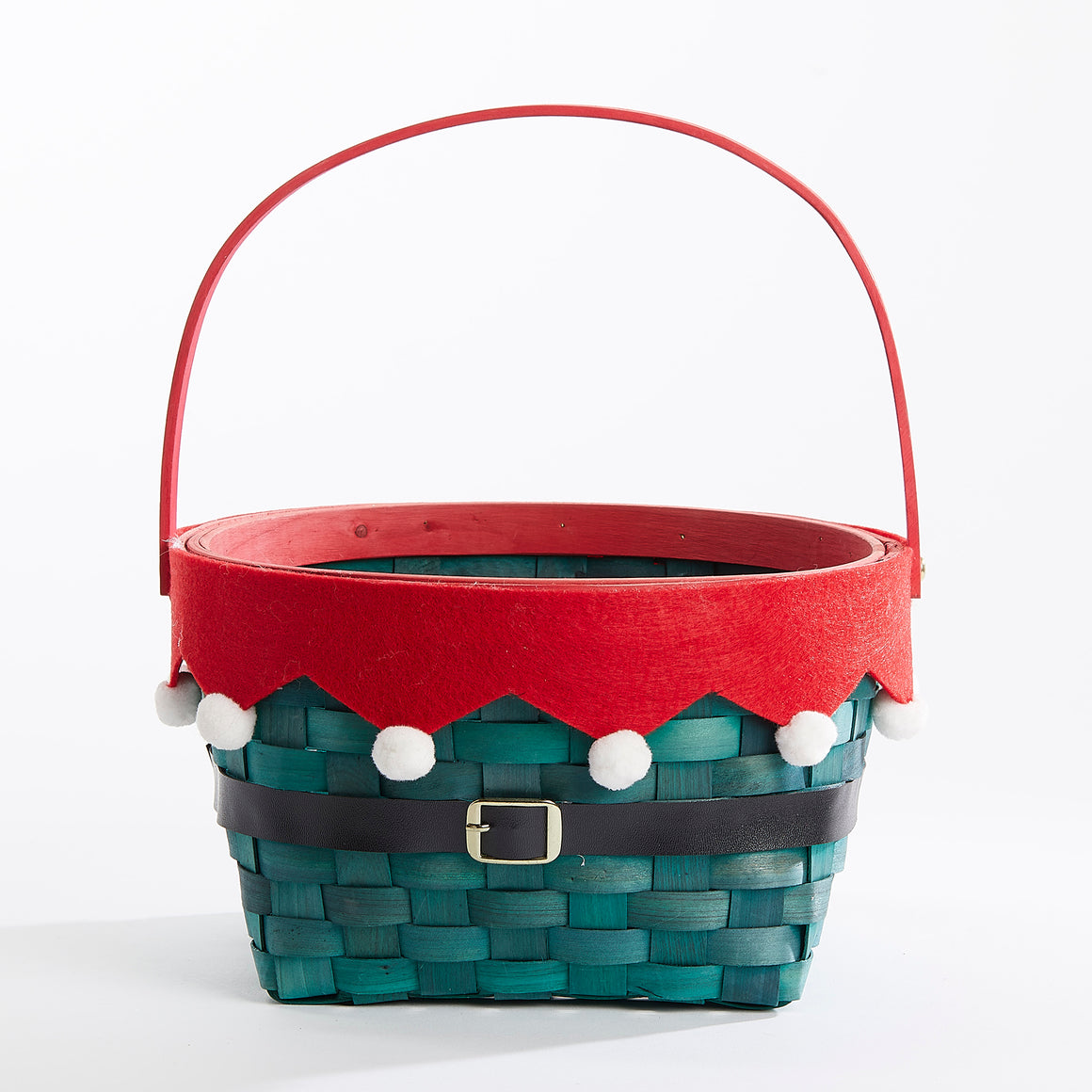 Christmas Elf Basket
