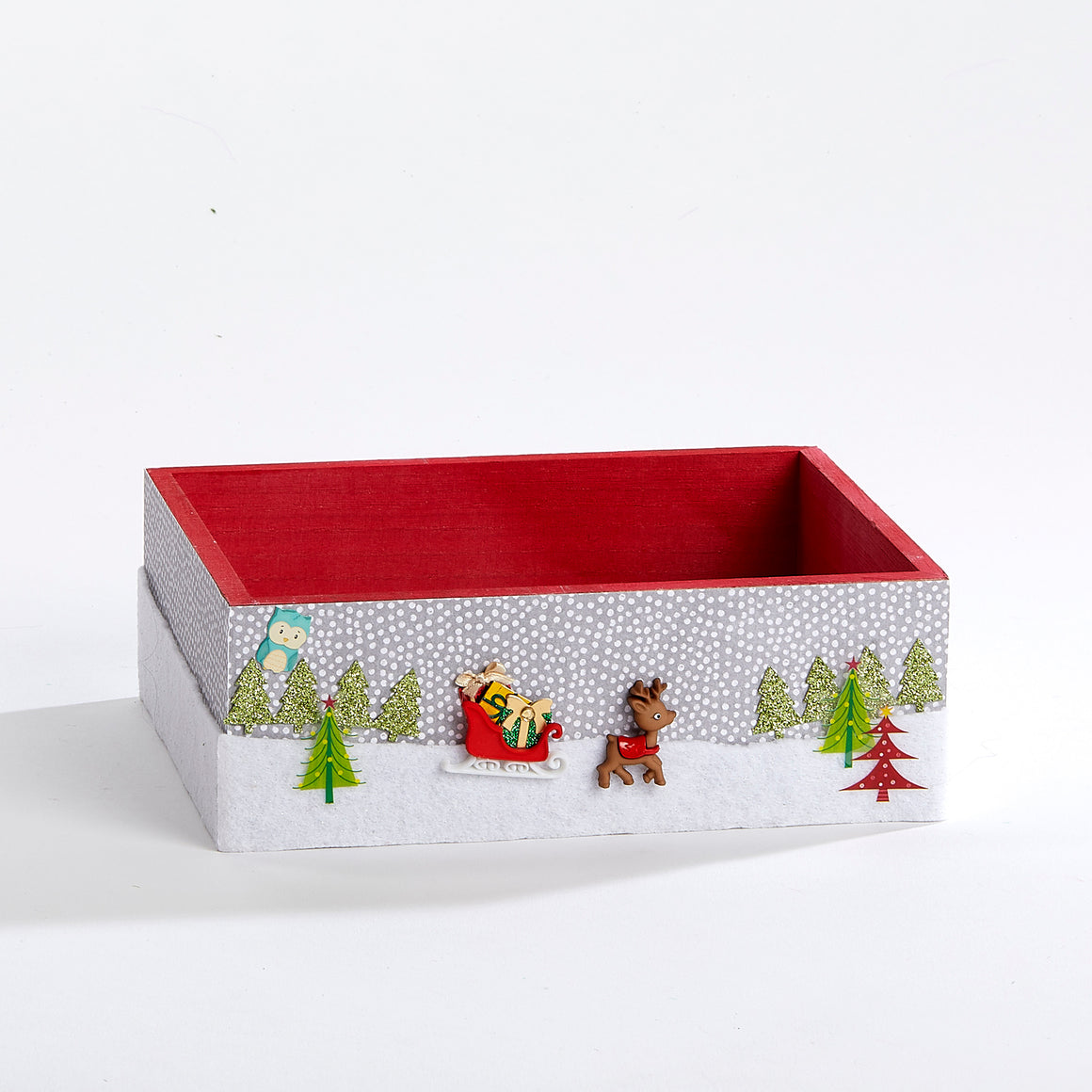 Little Reindeer Keepsake Box