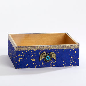 The Wizard's Keepsake Box