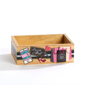 Hang Up and Text Me! Fashion Lover's Keepsake Box