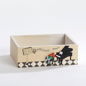 Classical Music Keepsake Box