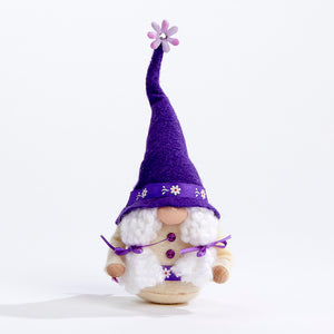 Royally Purple Mini Gnome