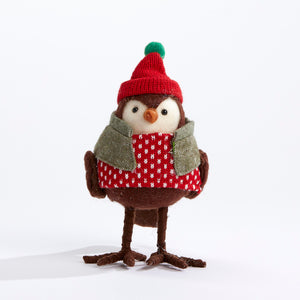 Christmas Sweater Bird