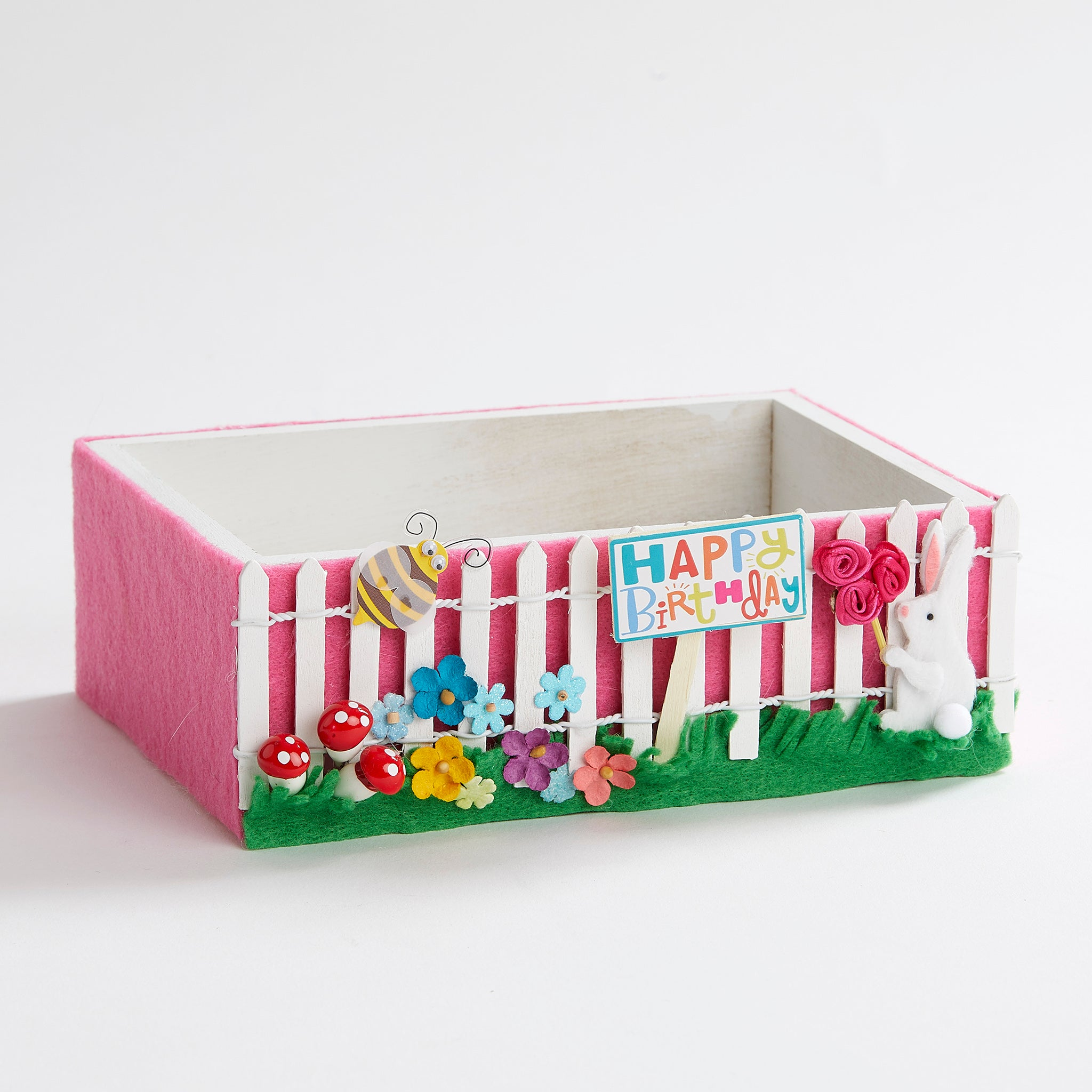 Birthday Garden Keepsake Box
