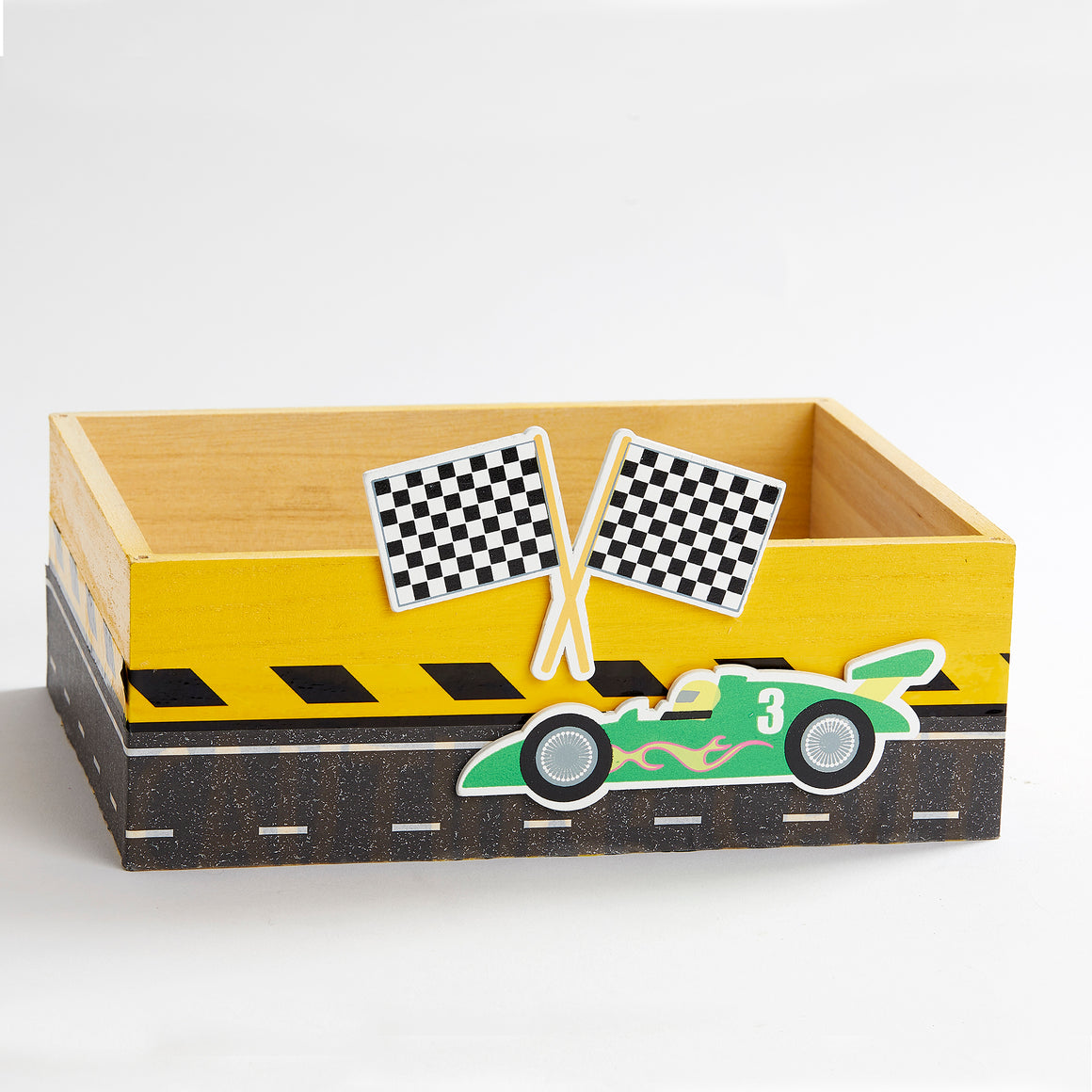 Racecar KeepsakeBox