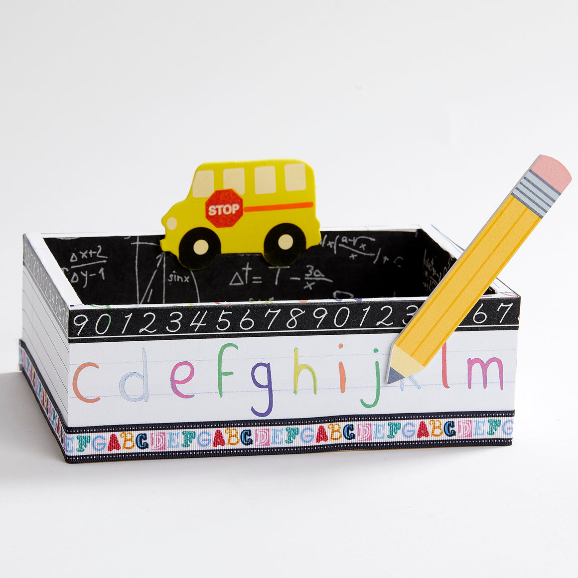 Teacher Keepsake Box