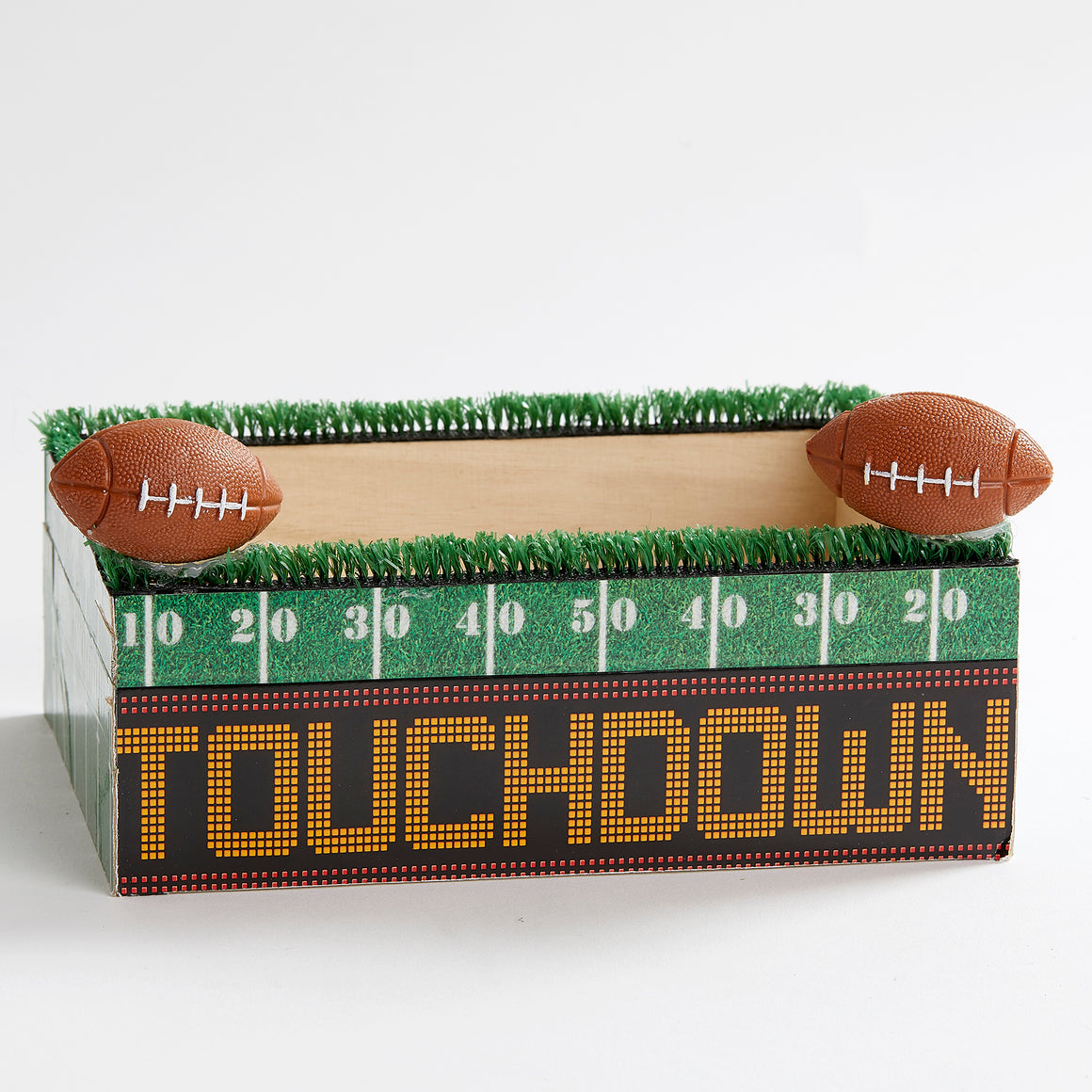 Touchdown Keepsake Box