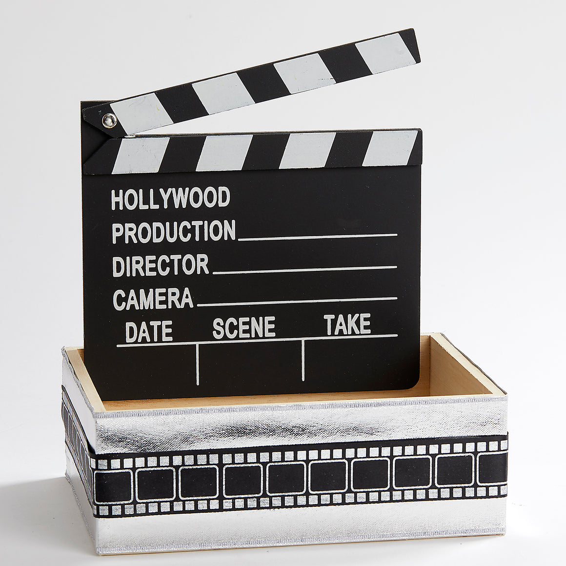 Movie Maker Keepsake Box