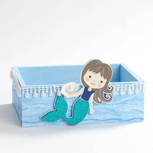 Pearly Mermaid Keepsake Box