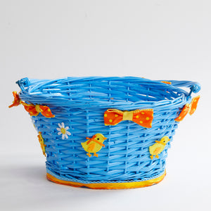 Vibrant Chickie Basket