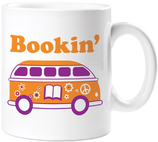 Bookin' Mug: Boxed