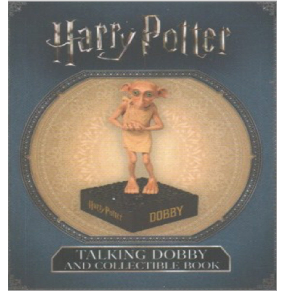 Harry Potter: Talking Dobby Collectible Book