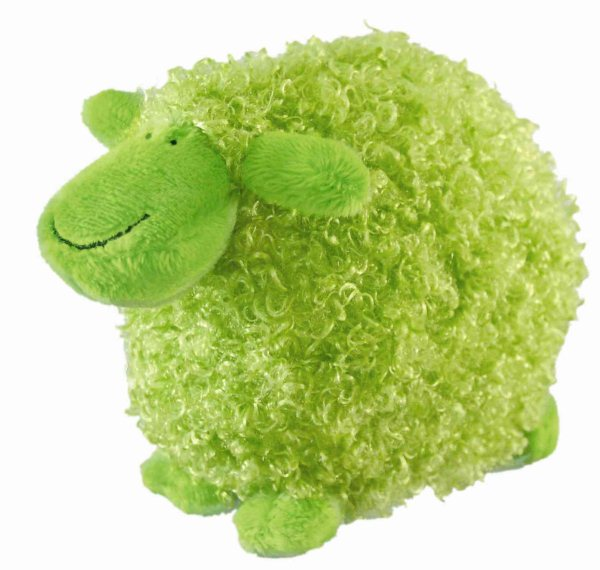 Where is the Green Sheep?  Plush Toy
